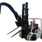 Penjepit Pipa Forklift Hidrolik