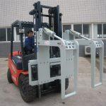 Pemegang Log Attachment Hidrolik Forklift