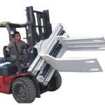 Lampiran Forklift Class 3 Cotton Bale Clamp Dengan 575-2150 mm
