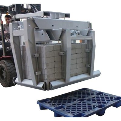 Forklift Lampiran Beton Blok Clamp Kelas 3 &