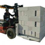 Batu Bata Beton Forklift Hidrolik / Clamp Lifting
