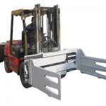 2.2ton Bale Clamp untuk The 3ton Forklift