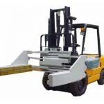 Forklif Blok Klem atau Klem Bata 2.5t Non-Pergeseran Klem Forklift