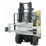 Penjepit Drum Forklift Ganda