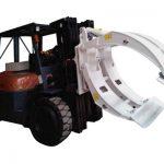 Dijual panas baru harga pabrik forklift, Sapre bagian penjepit, Forklift gulungan kertas klem