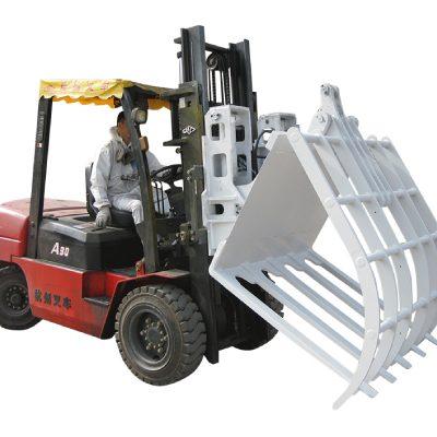 Forklift Chemical Fiber Limbah Kertas Berengsel Broke Handler