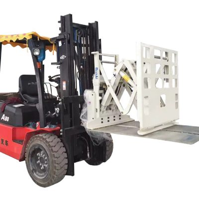Lampiran Pusher Forklift, Lampiran Dorong Tarik Forklift