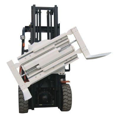 Pemasok cina 3 Ton Fork Lift Klem Truk Bergulir Klem Garpu