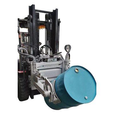 Hidrolik Forklift 55 Ggallon Drum Clamp untuk Forklift