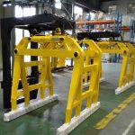 Kualitas tinggi Forklift Beton Bell Jenis Blok Klem Untuk Dijual