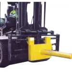 PSM Pin Shaft Mounted Coil Booms untuk forklift