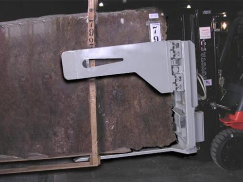 Penangan Marmer Forklift