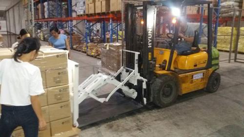 Lampiran Dorong Tarik Forklift