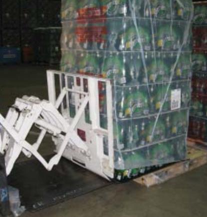 Forklif Tarik Dorong Forklift Digunakan Dalam Industri Minuman
