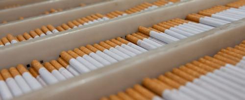 Industri tembakau